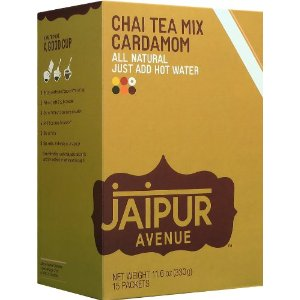 Jaipur Avenue Cardamom Chai Tea Mix Review Crazy Tea Chick