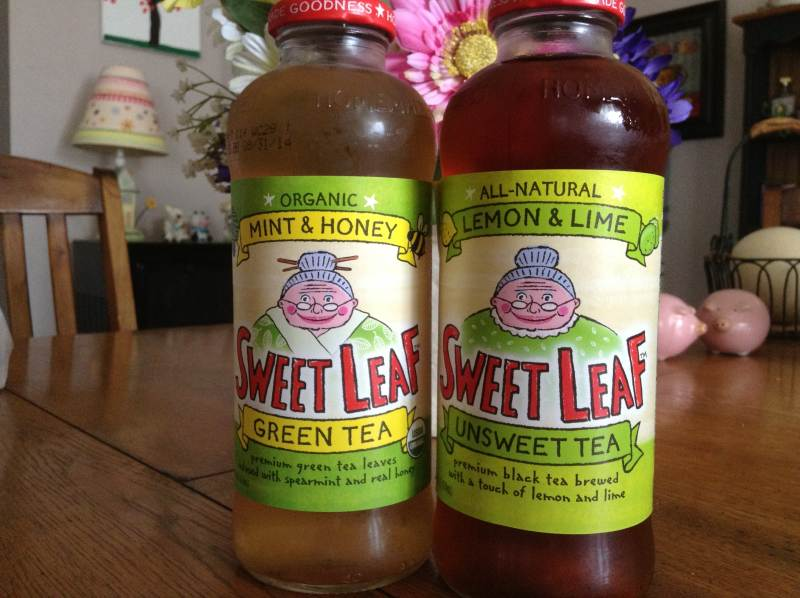 Sweet Leaf Bottled Tea