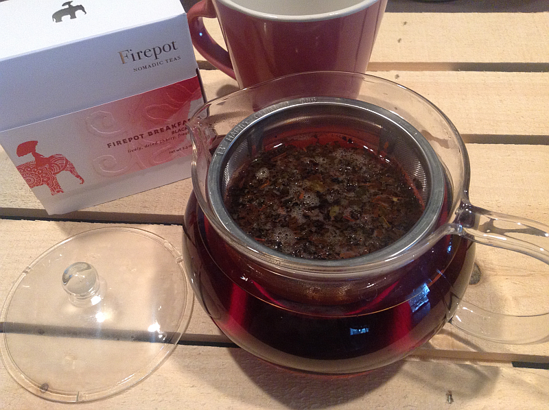 Firepot Breakfast Tea