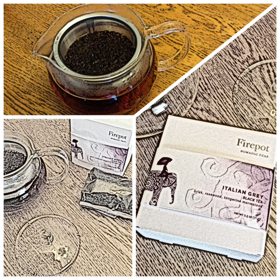 Firepot Italian Earl Grey Black Tea