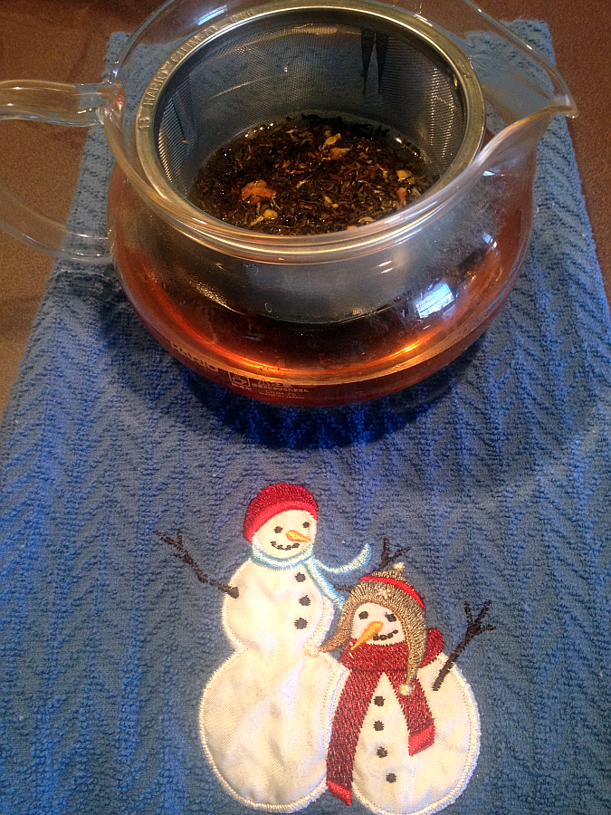 Pahadi Tea Granny's Spiced Plum Black Tea