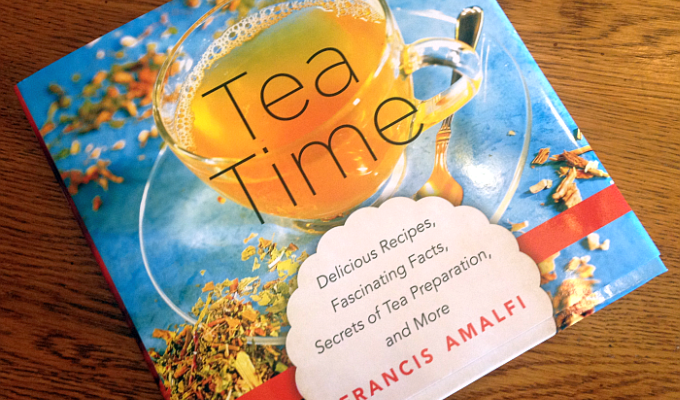 Review: Tea Time by Francis Amalfi (Beautiful Gift Idea for Tea Lovers)