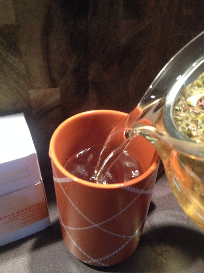Firepot Nomadic Teas Indian Rose Garden