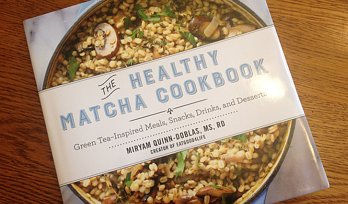 Review: The Healthy Matcha Cookbook