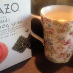 TAZO Peachy Green Tea
