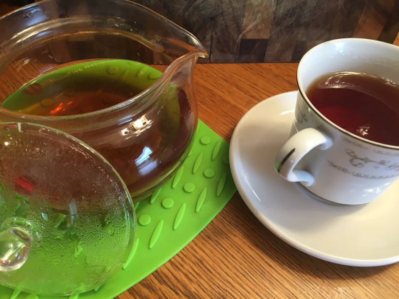 Loose Leaf Spring Tea from Kent & Sussex