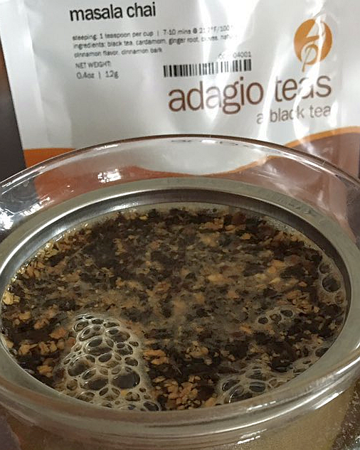 Adagio Tea's Masala Chai Tea (Loose Leaf)