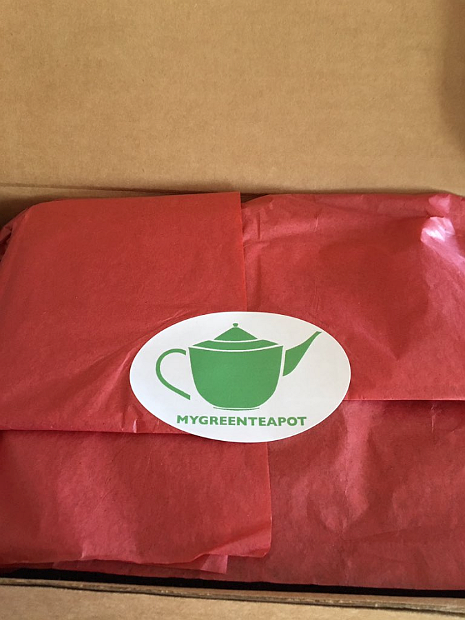 My Green Teapot Tea