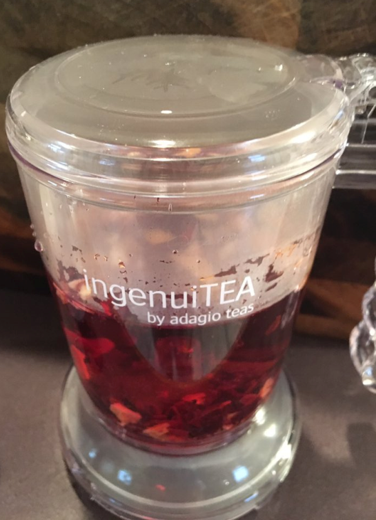 ingenuiTEA and Blood Orange Loose Leaf Tea