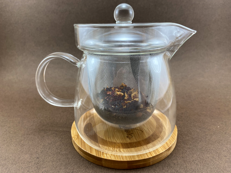 Everything Zen Loose Teapot